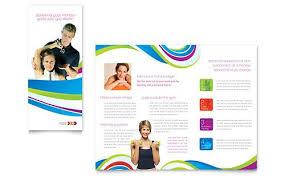 Microsoft Office Tri Fold Brochure Template Pamphlet Template Publisher Rome Fontanacountryinn Com