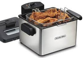proctor silex 35044 professional style deep fryer