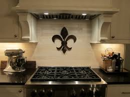 Kitchen Ornament Kitchen Design Backsplash Ornament Fleur De Lis Kitchen Decor