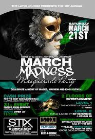 March Madness Flyer March Madness Masquerade Flyer By Deitydesignz On Deviantart