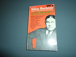 h l mencken disturber of the peace william manchester h l mencken disturber of the peace william manchester 9780020048305 com books