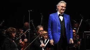 Andrea Bocelli fará um concerto online do Duomo