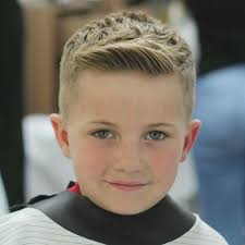 Modern Fade For Little Boys Kids Hair Cut Modernfade