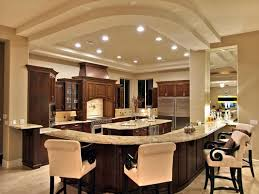 Fabulous Luxury Kitchen Design Ideas for House Decor Inspiration with Luxury  Kitchen Designs With Brown Cabinet And Chandelier 4210