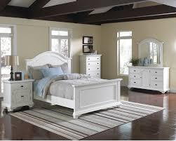 white bedroom set full.  Full Full Size Bedroom Set Of Richmond White On