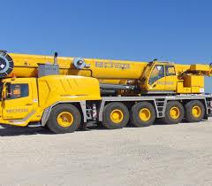 Grove 165 Ton Crane Load Chart Grove Gmk 5165 2 165 Tons Boss Crane Rigging
