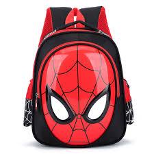 2019 <b>3D</b> 3 6 Year Old School <b>Bags For Boys</b> Waterproof Backpacks ...