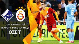 Randers - Galatasaray Maçı Perşembe 20:00'de Star'da - YouTube