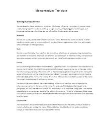 Letter Of Understanding Template Word Document Of Understanding Template Memo Word