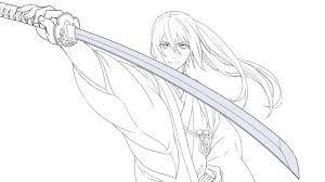 作画資料日本刀の種類や構造描き方 イラストマンガ描き方ナビ