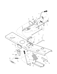 Craftsman model 536270301 lawn riding mower rear engine genuine parts p0506001 00004 1506000html sears craftsman wiring diagram 536270301