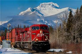 Image result for trains canada cp