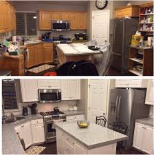 diy painting kitchen cabinets white primer cabinet valspar paint cleaning painted dark with wood stained restaining