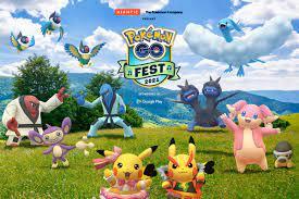 Pokémon Go Fest 2021 in-person events ...
