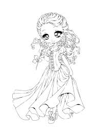 Anime Chibi Coloring Pages Cute Coloring Pages Art Mini Anime Chibi