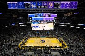 Chase Center Seating Chart View Impressions Of Warriors New Chase Center Oracle Arena It Isnt