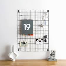 Kitchen Memo Boards Wire Mesh Memo Board For The Office And Home By Kitchen Notice 50