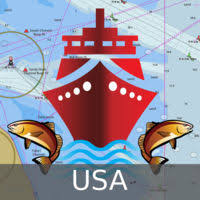Marine Charts Are Primarily Used By Boaters For Which Purpose Marine Navigation Lake Depth Maps Usa Offline Gps