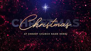 Christmas Cmg Church Motion Graphics