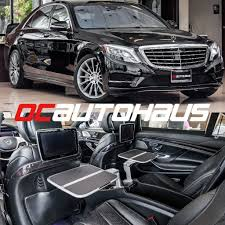 2015 Used Mercedes-Benz S-Class 4dr Sedan S 550 RWD at OC Autohaus ...