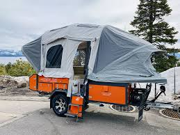 best pop up campers for small vehicles