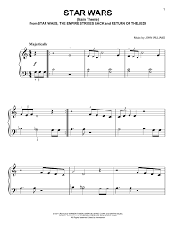 sheet music for kids star wars piano sheet music for kids antequerablues