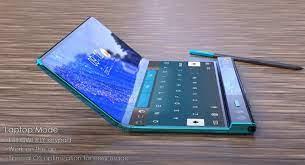 foldable Huawei Mate X2 ...