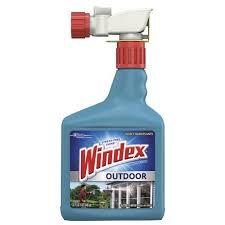 windex outdoor glass cleaner 32 oz