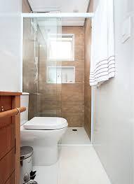 Fiador, seguro fiança ou depósit. Banheiro Clean E Com Personalidade Leroy Merlin