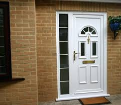 new front doorsNew Wood Front Door Fitted Print Doors Perfect Exterior Cost