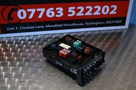 golf mk petrol bud fuse box relay module ka vw golf mk5 1 4 petrol bud fuse box relay module 1k0937125a