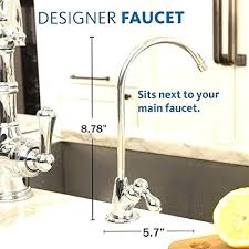 water filter sink bathtub water filters 3 stage under sink filter system with brushed nickel faucet