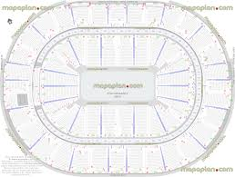 Blue Jackets Arena Seating Chart Nationwide Arena Columbus Ohio Seating Chart Nationwide