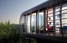 modern architectural design. The Fincube, Modern Architectural Design In Germany - Windows E