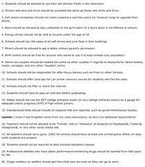 Essay Education Topics