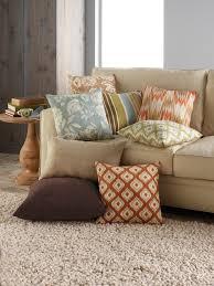 Amazing Best 25 Cream Sofa Ideas On Pinterest Cream Couch Living Room  Regarding Pillows For Sofas Decorating ...