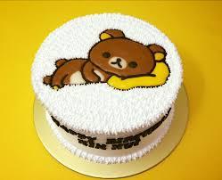 Rilakkuma Cakes Singapore A Favourite Character For Many