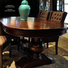 Oval Dining Tables Tuscan Style Oval Tables - Dining room tables oval
