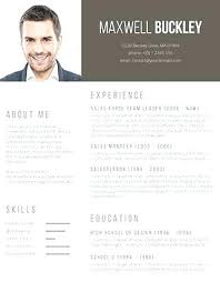 Resume Word Template Free Classy infographic resume template free download pingfinco