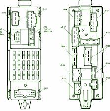 metercar wiring diagram page 2 1988 mazda 323 fuse box diagram