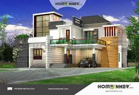 fresh ultra modern house floor plans of 2800 sq ft 4 bhk ultra modern indian duplex house plan