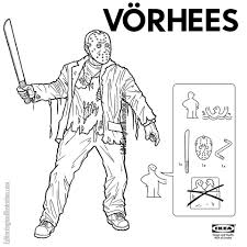 Ikea Instruction Manuals Instruction Manuals For Your Favorite Movie