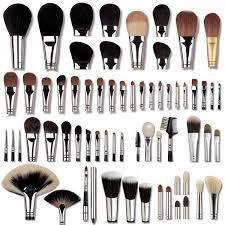 how to use makeup brushes types ofmac