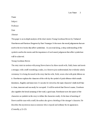 essay for young goodman brown order custom essay online young goodman brown philosophy on life essay consumer behavior essay essay topics macbeth young goodman brown by nathaniel hawthorne