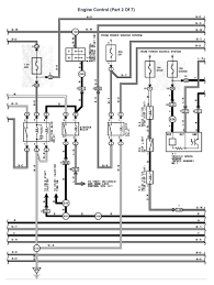 lexus v8 1uzfe wiring diagrams for lexus ls400 1993 model engine 1uzfe engine control part 2 of 7 page 001