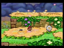 Flower Fields Paper Mario Lets Play Paper Mario 58 Flower Fields