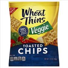 wheat thins 1 75 oz toasted chips veggie