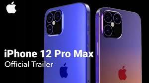 คอนเซ็ปต์ iPhone 12 Pro Max สมาร์ทโฟน 5G ตัวท็อป มี 4 กล้อง สี Navy Blue  [มีคลิป]