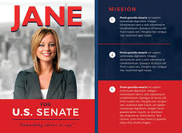 campaign poster templates free political flyer template by seraphimchris creativework on political