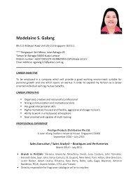 Resume Sales Lady Cv Retail Sales Assistant Essay Racism Speech Writing  Custom Paper
